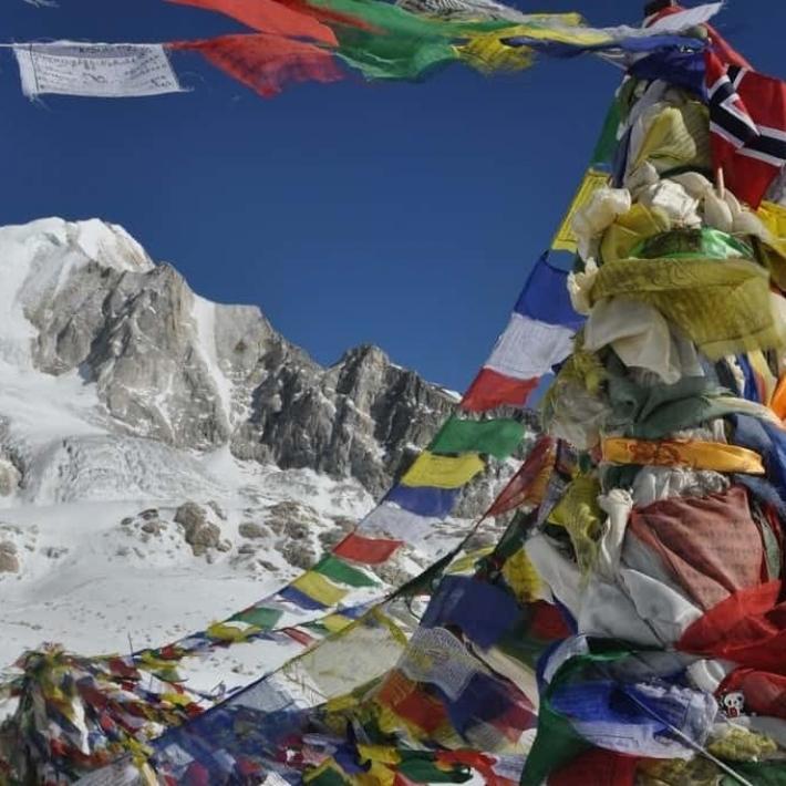 trekking dookoła Manaslu w Nepalu