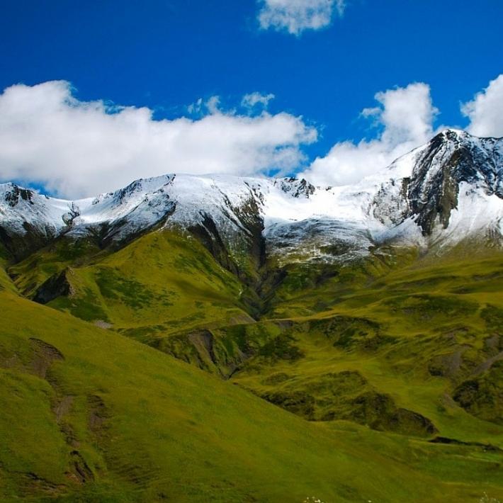 W drodze na Kazbek © Anna Fischer dla Barents.pl