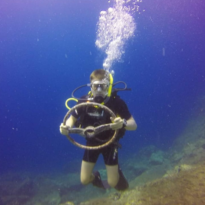 Grecja-wakacje-kurs-nurkowania-TripTrip.pl